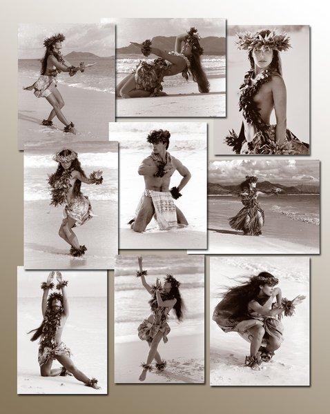 hula cards