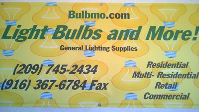 "Bulbmo ""Light Bulbs and More"""