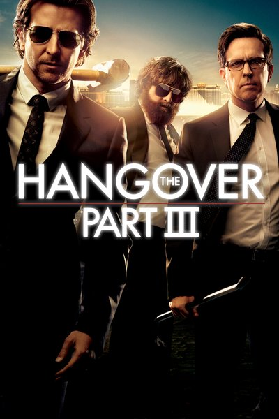 Hangover Part 3, The