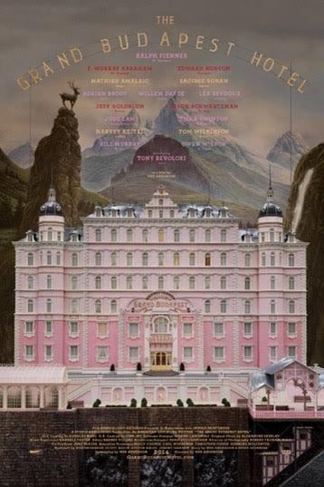 Grand Budapest Hotel, The