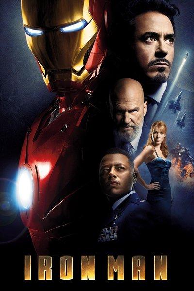 Iron Man Three Pack