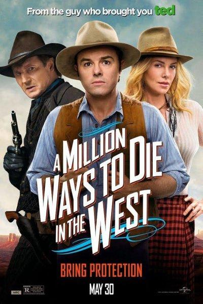 Million Ways To Die In The West, A