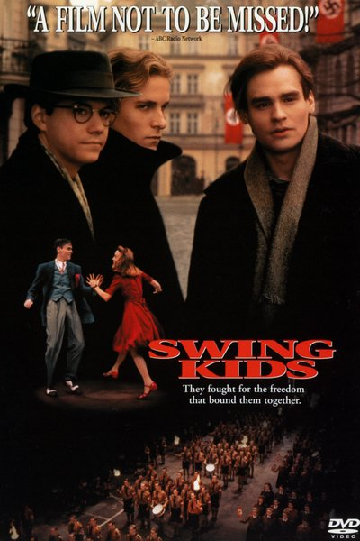 a movie analysis of the swing kids