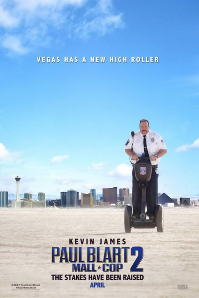 Paul Blart, Mall Cop (2)