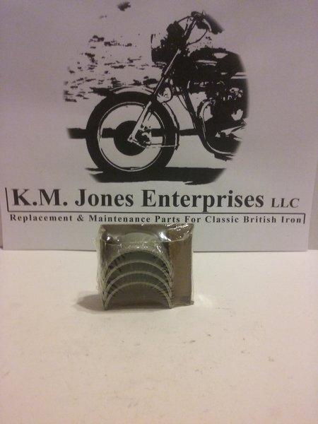 70-3586 / E3586, Rod Bearing Set .020, USA Made