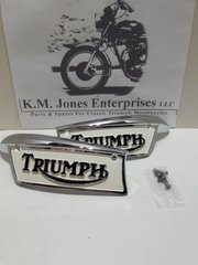 82-9700/1 (F9700/1), Tank Motif (Tank Badge), Set, Triumph