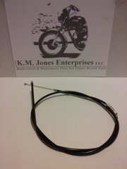 60-1806 / D1806, Cable, Throttle, TR6 1971-72, TR7 1973-77