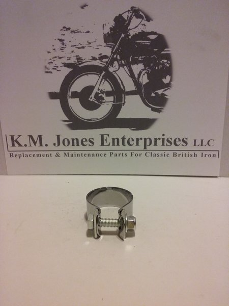 """70-2271 / E2271, Exhaust Clamp Assembly, 1-5/8"""""""