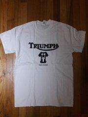 Triumph T-Shirt w/K.M. Jones Enterprises logo on back (KMJ019)