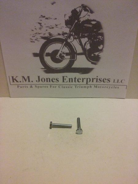 14-0107, Screw, Chain Adjuster, 1/4UNF 28 x 1-1/2
