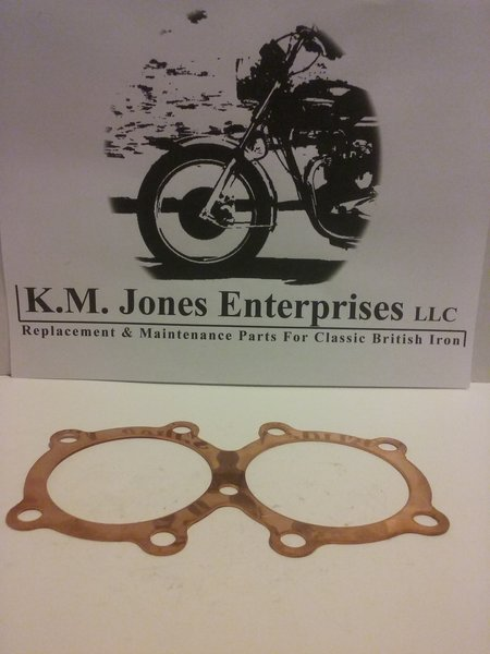 70-4547 / E4547, Head gasket, Triumph 650, Made in UK