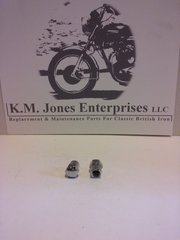 """21-2062 / S2062, Nut 3/8"""" UNF, Sleeve, Domed, OIF Triumph's"""