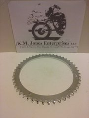 37-3747 / W3747, Rear Sprocket, 47 Tooth, Made in UK
