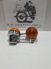 56605 / 60-7172, Flasher Lamp/Turn Signal, Set, Short Stem, EMGO (USED)