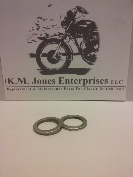 97-7016, Washer, Fork Seal, Retainer, 750's