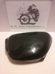 KMJ010, 1974 Honda CB550 LEFT Side Cover, Used