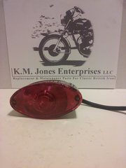 KMJ003, generic rear tail light, cafe racer style