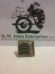 70-3586 / E3586, Rod Bearing Set .010, USA Made