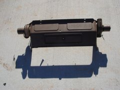 42-48 heater cover with fanes