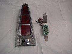 53 Stubaker tail light LED