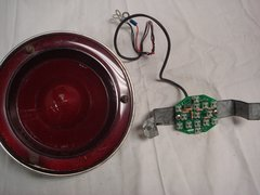 60-62 Ford Falcon tail light   LED