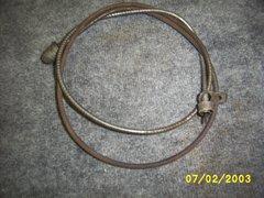 41-48 speedometer cable