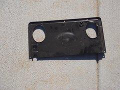 49-50 heater face plate
