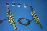 60-66 Chevy  truck tali light    LED