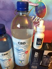 CBD Gift Bag 4item 89.99