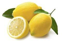 66 Lemon Slices Large Scented Gel