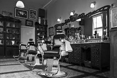 43 Barbershop Large Scented Gel