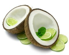 113 Da Lime in Da Coconut Medium Gel