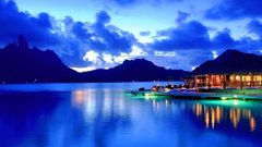 82 Bora Bora Medium Gel
