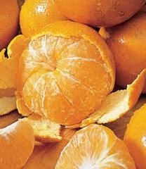 44 Tangerine Large Scented Gel
