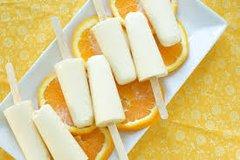 55 Orange Vanilla Large Scented Gel