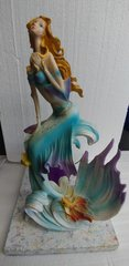 One of a Kind Mermaid Adjustable Electric Burner