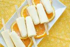 55 Orange Vanilla Small Gel
