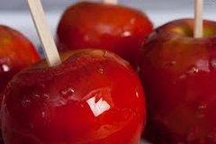 34 Winter Candy Apple Small Gel