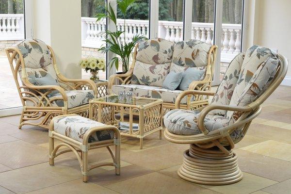 Daro Garden Furniture Parma cane conservatory suite by daro high quality rattan garden parma cane conservatory suite by daro workwithnaturefo