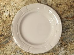 7.25-Inch Basket Pattern Bread and Butter Plate