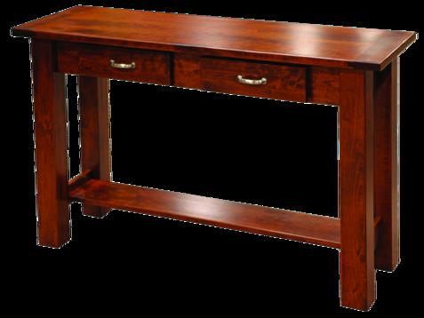 H212 Havannah Sofa Table 16 Quot X 48 Quot X 30 Quot Amish Attic