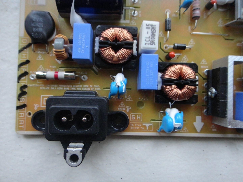EAX67189201 (1 6) EAY64511101 Power Supply Board for LG  49UJ630V,EAX67189201 (1 6) EAY64511101,NEW FROM DAMAGED TV,EAX67189201 1 6  EAY64511101