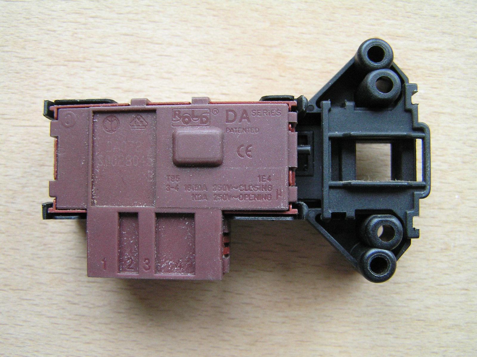 HOTPOINT WF740P DOOR INTERLOCK