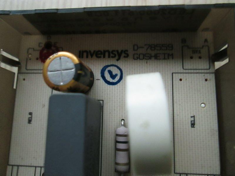 Genuine Baumatic Oven Timer Programmer Invensys D 78559