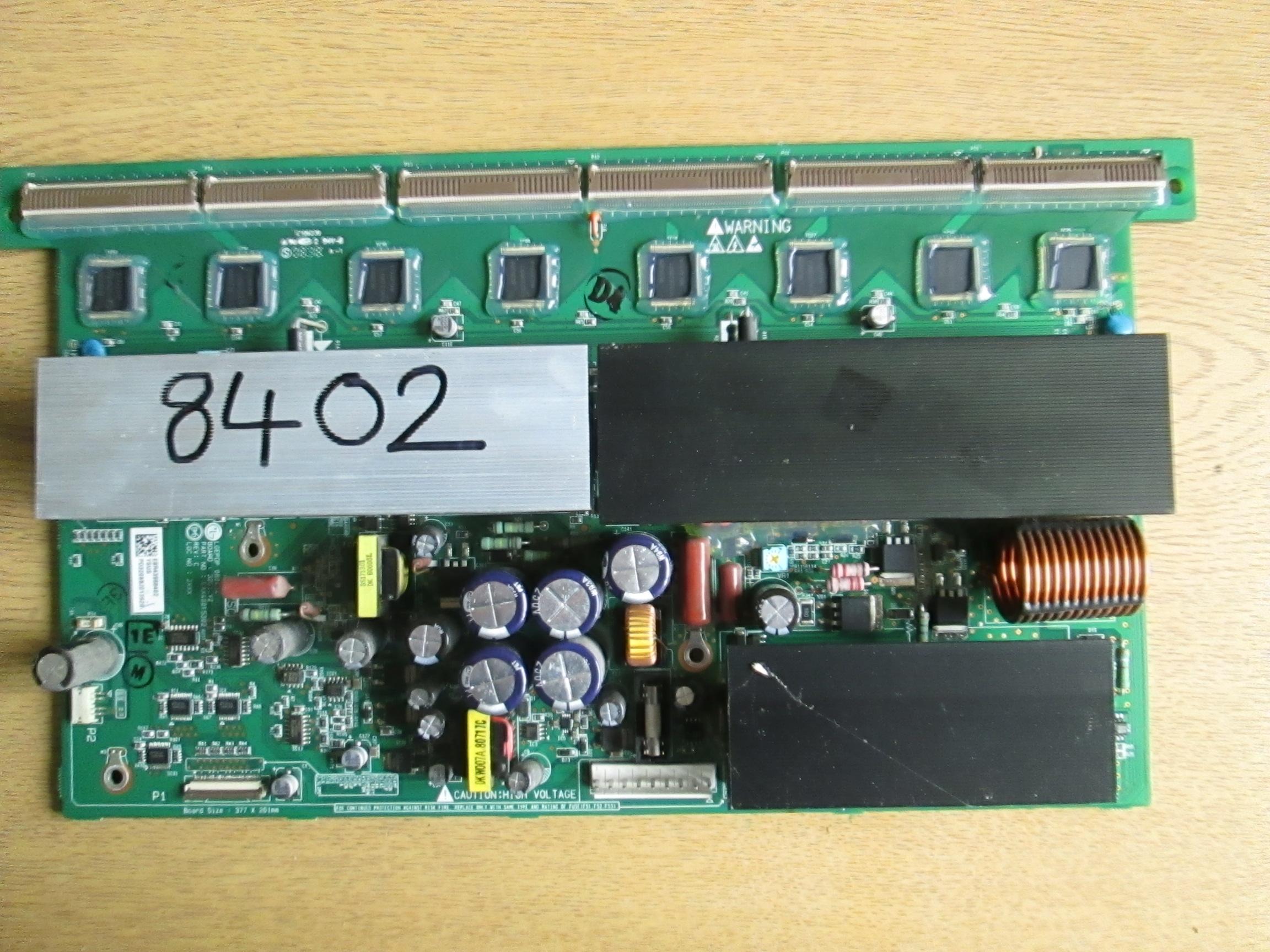 EAX40015302 EBR43988402 EAX40015302 EBR43988402 Y-SUS BOARD EAX40015302  EBR43988402 REV C FROM LG 32PG6000 32