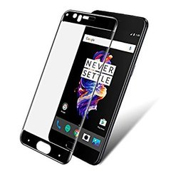 One Plus 5 5D Full Tempered Glass