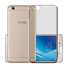 Vivo Y69 Back Cover Soft - Transparent