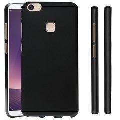 Vivo V7 Plus Back Cover Soft - Black