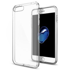 iPhone 7+ Back Cover Transparent