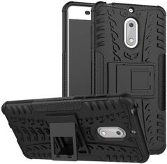 Nokia 6 Back Case Defender Case